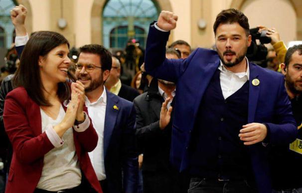 ERC enfría una investidura de Sánchez el 30-D y dice que el acuerdo aún está lejos