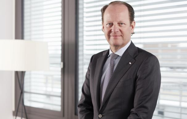 Jos Dijsselhof, consejero delegado de SIX Group.