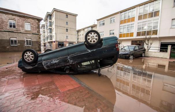 Inundaciones Reinosa, Cantabria