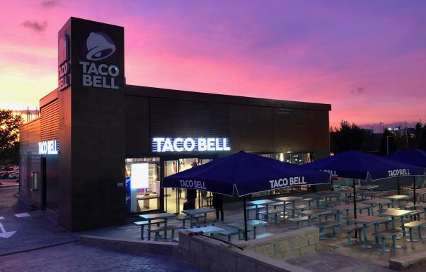 Restaurante Taco Bell.