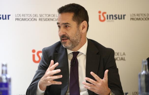 Juan Antonio Gómez-Pintado, presidente de APCE, Asprima y CEO de Vía Célere