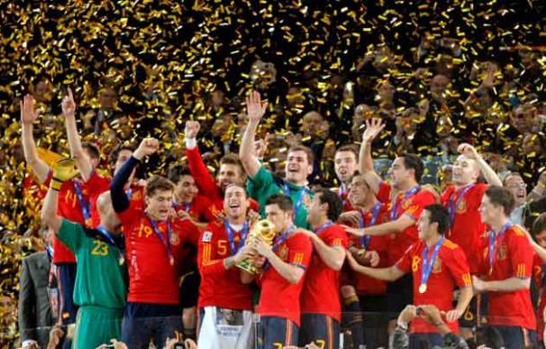¿Cómo le ha ido a España en los últimos mundiales?