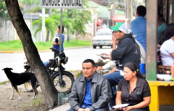 Prisión de Honduras. / EFE