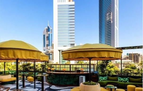Nuevo restaurante Amazónico en Dubai.