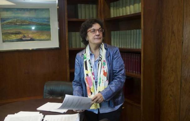 La magistrada María Luisa Balaguer Callejón. /Tribunal Constitucional