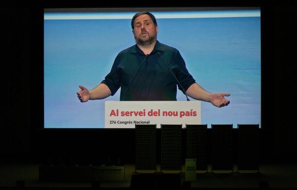 Junqueras afirma que la independencia y un nuevo referéndum son inevitables