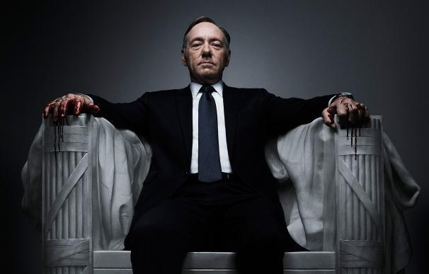 Fotografía de House of Cards de Netflix
