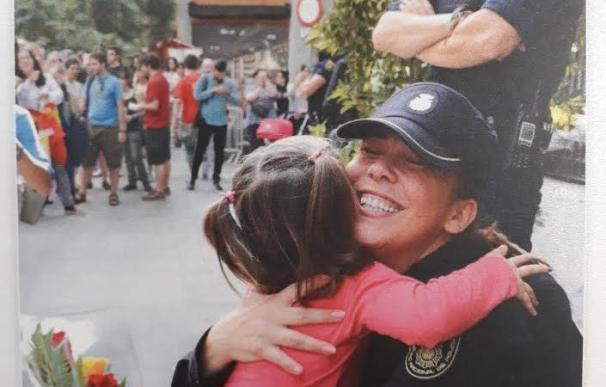 Felicitación navideña del director de la Policía, Francisco Pardo. /Europa Press