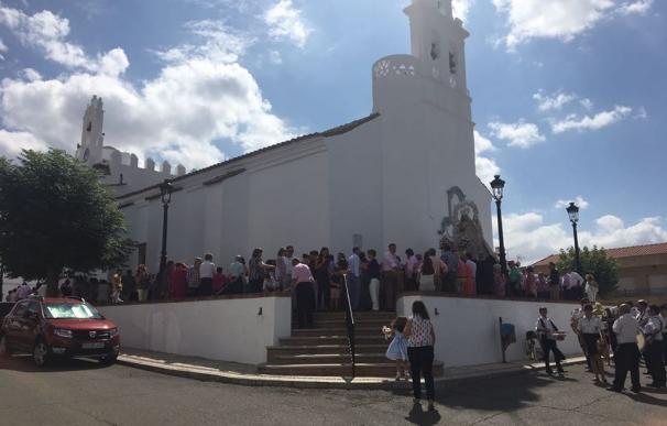 Día de la Patrona en Valverde del Burguillo. /L.I.