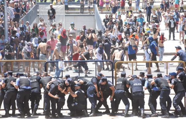 Protestas en Argentina. / EFE