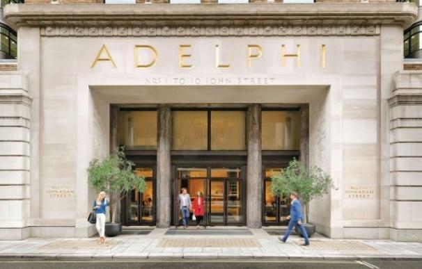 Amancio Ortega ha adquirido, a través de Pontegadea, el Edificio Adelphi en Londres por cerca de 680 millones de euros.