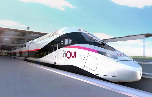 La SNCF francesa tiene sus propios trenes para competir con Renfe en España