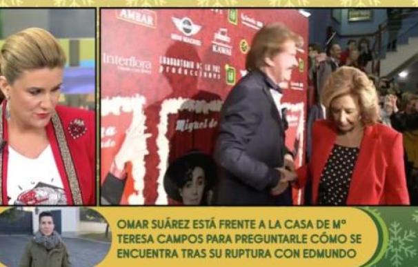 Sálvame María Teresa Campos