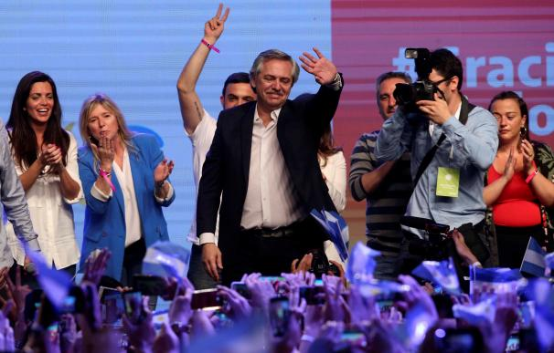 Elecciones Argentina - Alberto Fernández