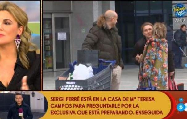 María Teresa Campos Carlota Corredera Sálvame