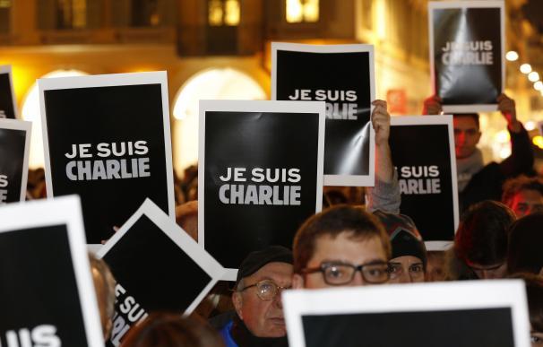 Charlie Hebdo. / EFE
