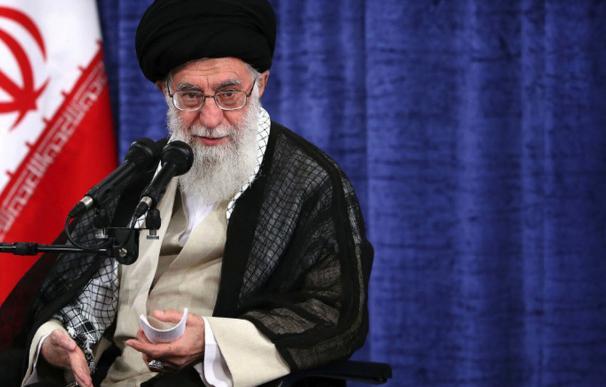 Alí Jameiní, líder supremo Irán