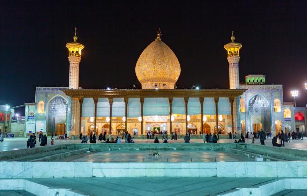 La mezquita Shah Cheragh. / Flickr