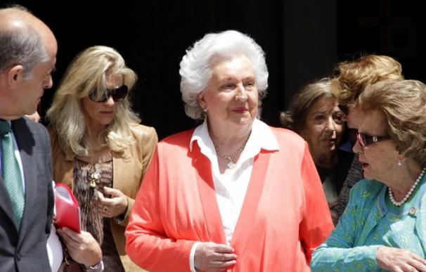 Pilar de Borbón