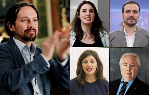 Iglesias y sus ministros