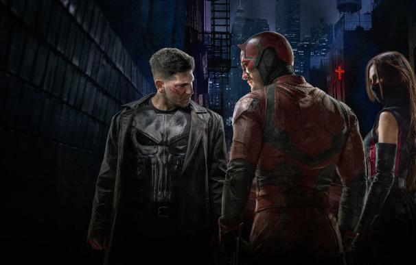 imagen de la serie de Netflix 'Daredevil'