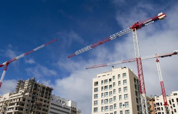 Fotografía construcción vivienda