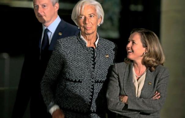 Fotografía Calviño y Lagarde / EFE