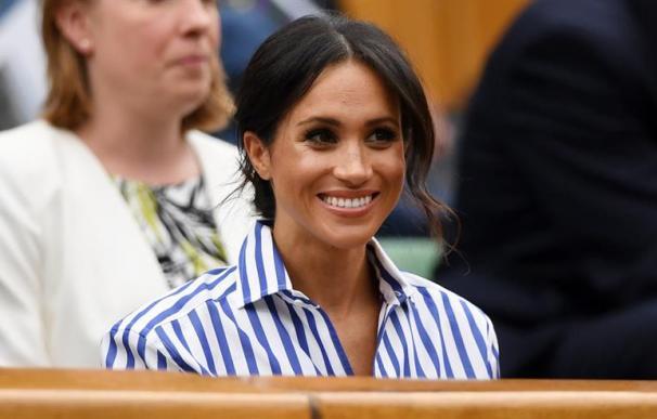 La exactriz Meghan Markle se casó con el príncipe Enrique en mayo de 2018. /EFE
