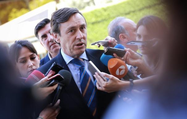 Rafael Hernando, portavoz del PP