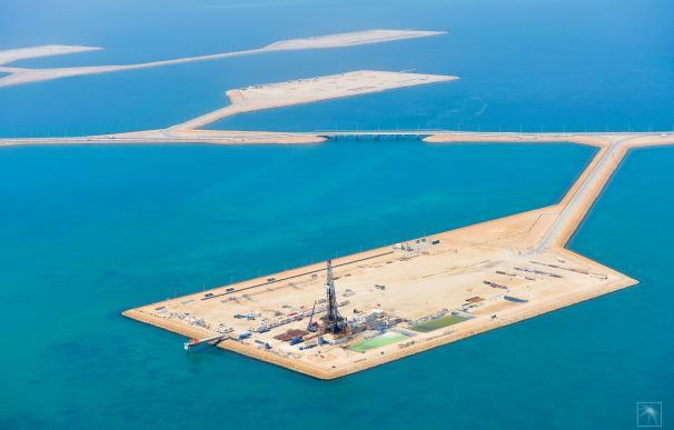 Campo petrolífero de Aramco: Manifa