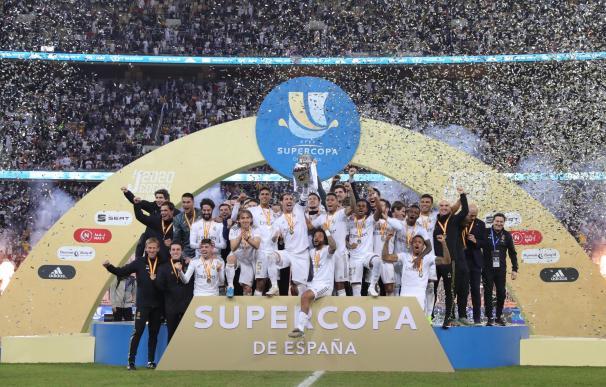 Supercopa. / EP