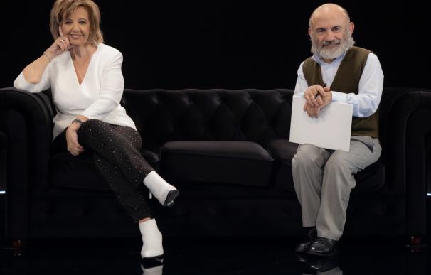María Teresa campos en 'El Cielo puede esperar'