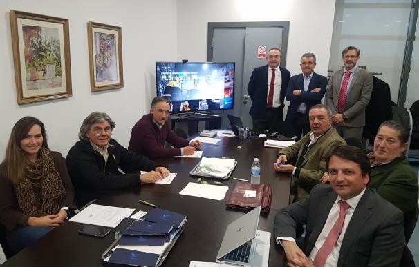 Imagen de la empresa FLSmidth, nuevo socio de Aminer, que alcanza los 26 miembros.