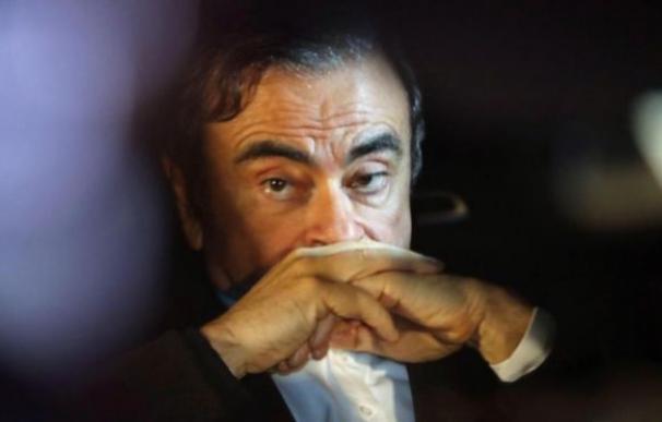 Carlos Ghosn era consejero delegado de Renault. /EFE