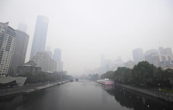 Contaminación Melbourne