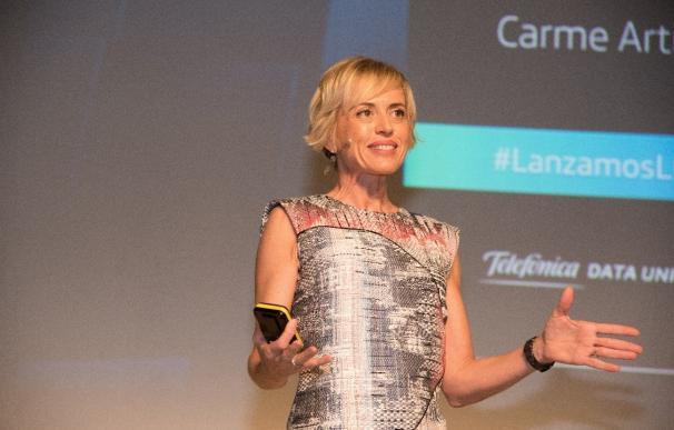Carme Artigas (Synergic Partners), única española entre las directivas más influyentes para 'Insights Success'