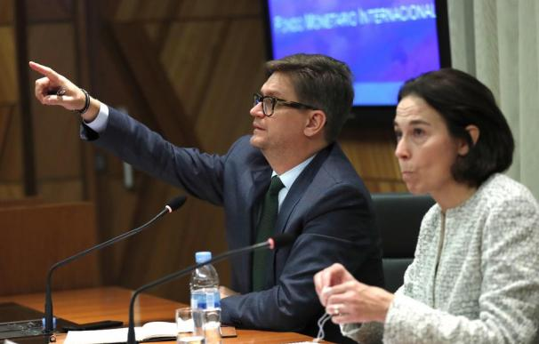 Fotografía Jefa Misión FMI en España, Andrea Schaechter