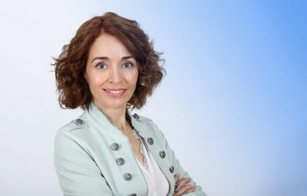 Natalia Calderón, profesora de voz de OT. / RTVE