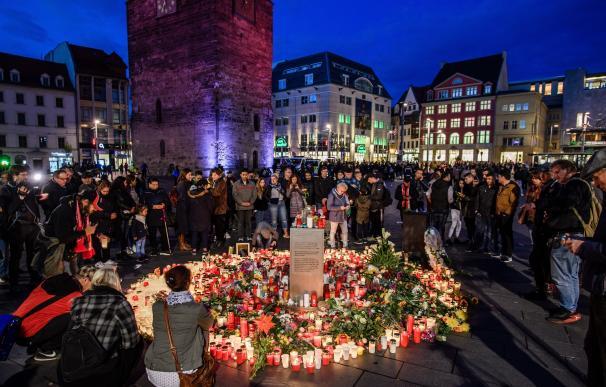 Ataque Alemania sinagoga