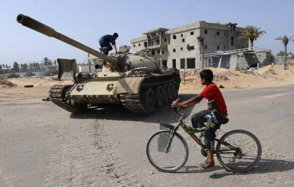 Europa se la juega en Libia. / EFE