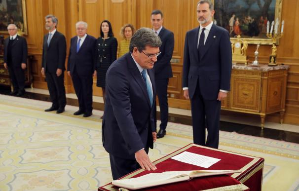José Luis Escrivá estará al frente de Seguridad Social