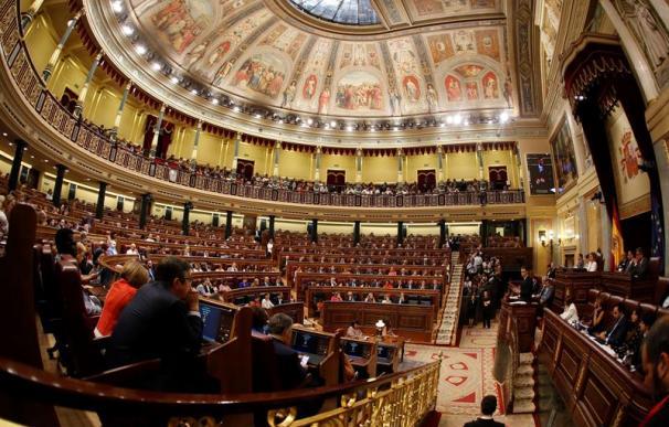 Congreso de los Diputados, debate de investidura