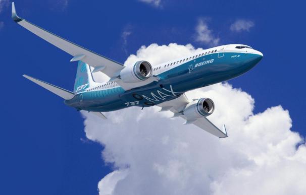 Boeing inicia la fase final de pruebas del 737 MAX en túnel de viento