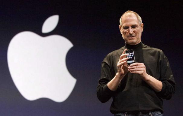 Steve Jobs 2007 presentación iphone