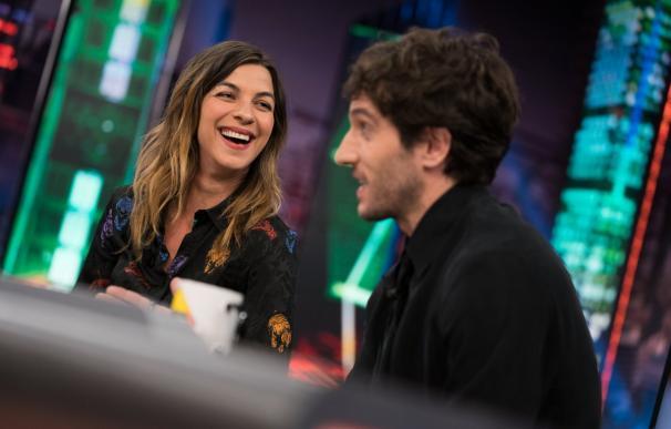 Natalia Tena desvela en 'El Hormiguero' cómo consiguió un papel en 'Juego de Tronos'.