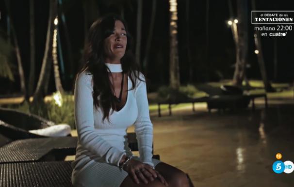 Christofer y Fiama amenazan con abandonar 'La isla de las tentaciones'