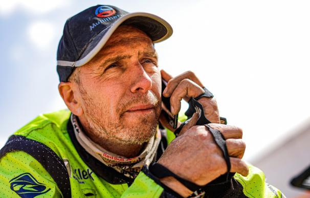 Fallece el piloto neerlandés Edwin Straver tras su accidente en el Dakar