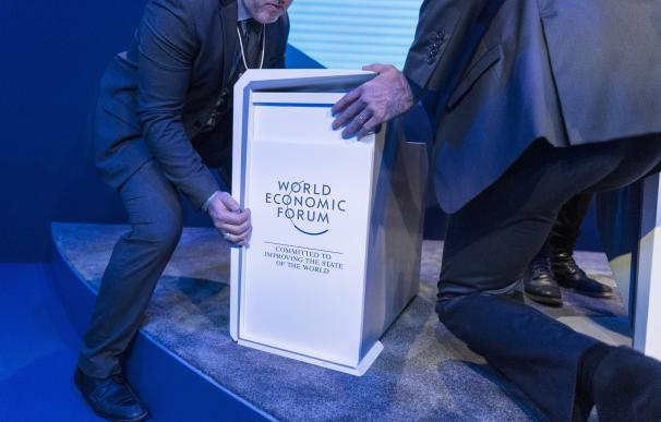 En el corazón del debate clave en Davos: ¿estamos ante el fin del capitalismo? / EFE