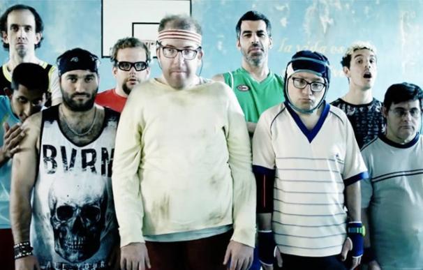 Fotograma película campeones fresser mpm picasso discapacidad