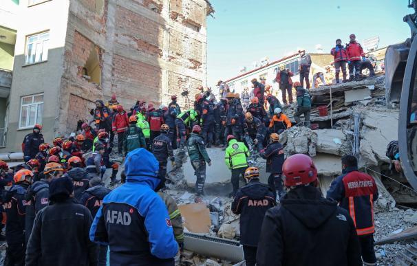 Terremoto en Tuquía